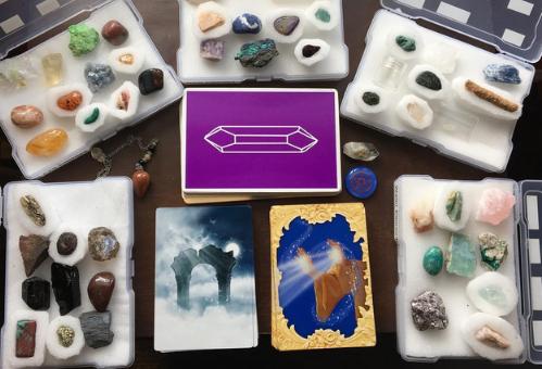 Crystal Card Readings